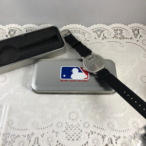 Game Time Accessories - Vintage Major League Baseball Watch by Game Time